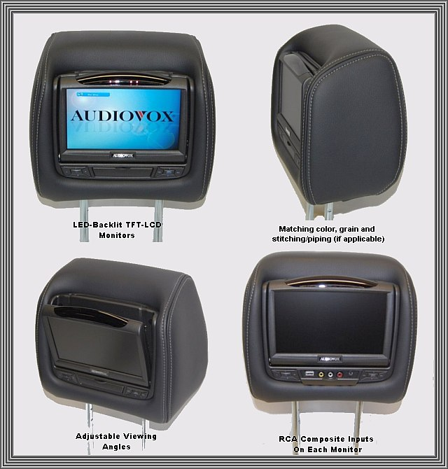 invision dvd headrest wiring diagram chevy impala ss 2008. Black Bedroom Furniture Sets. Home Design Ideas